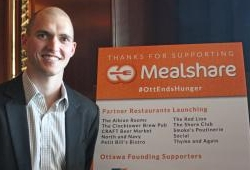 Mealshare launches in Ottawa