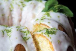 Moscow Mule Cake