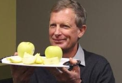 New Arctic Apples taking aim at food waste