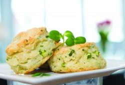 Spring Tea Biscuits